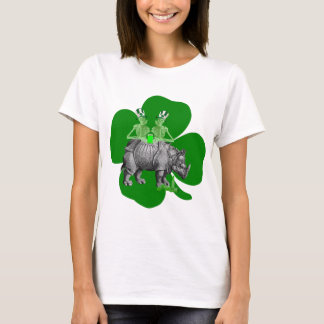 Funny drinking team Irish St Patricks T-Shirt