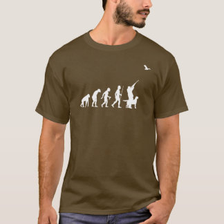 Funny Duck Hunting Evolution T-Shirt