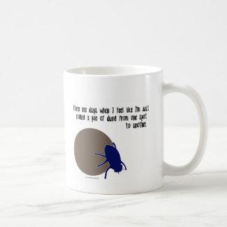 Funny Dung Beetle Mug