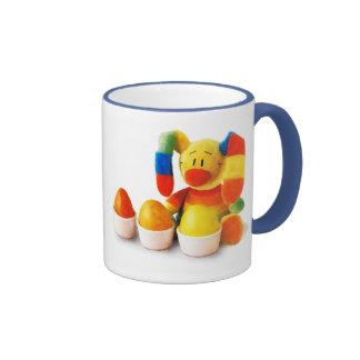 Funny Easter Bunny. Easter Gift Mug for Kids Coffee Mug