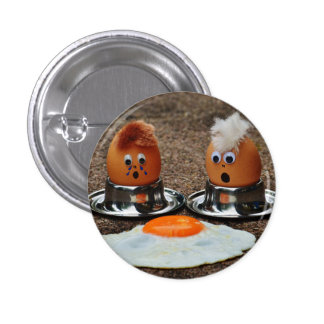 Funny Egg Pin