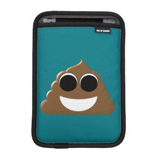 Funny Emoji Poo iPad Mini Sleeve