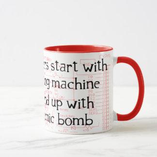 Funny Engineer Quote Mug