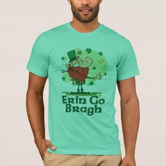 Funny Erin Go Bragh Leprechaun T-Shirt