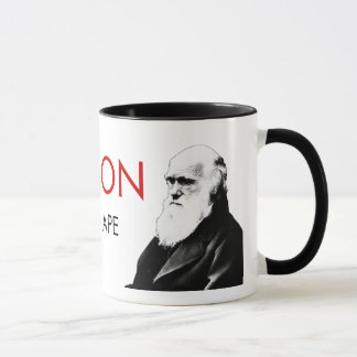 Funny Evolution Mug