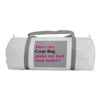 Funny Exercise Bag