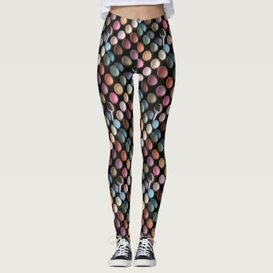 Funny Eye Shadow Leggings