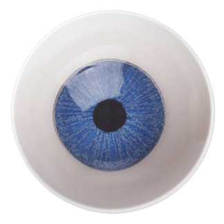 Funny Eyeball Ceramic Knob