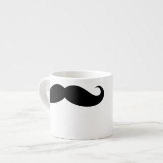 Funny Face Moustache Mug