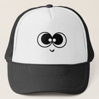 Funny Face Trucker Hat