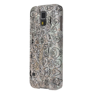 Funny Faces Case For Galaxy S5