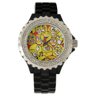 Funny Faces Watch