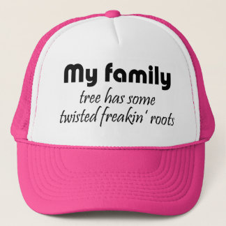 Funny family quotes reunion trucker hats gifts