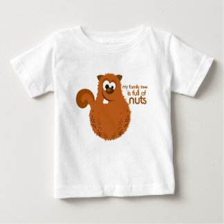 Funny Family Tree Baby T-shirt