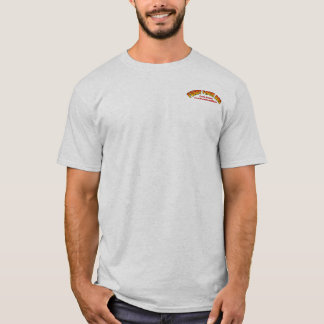 Funny Farm BBQ Basic T-Shirt - Two Side