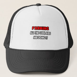 Funny Farmer Shirts and Gifts Trucker Hat