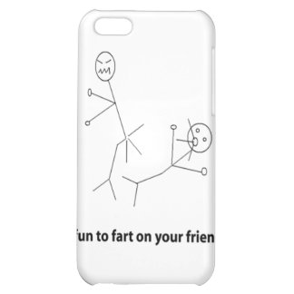 Funny Fart On Friends iPhone 5C Covers
