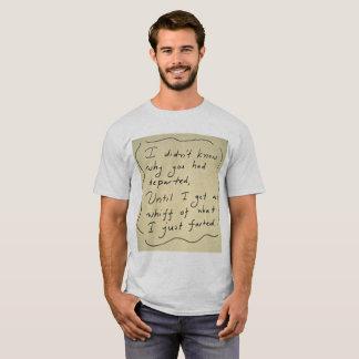 Funny Fart Poem Men's T-Shirt