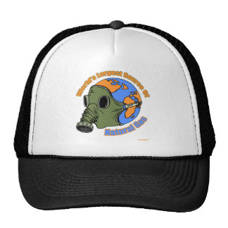 Funny Farting T-shirts Gifts Mesh Hat
