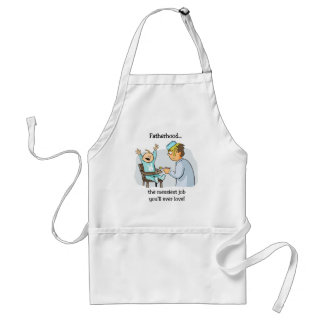 Funny Father's Day Aprons