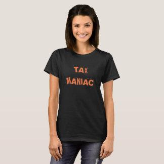 Funny Female Tax Accountant Joke Tax Nickname T-Shirt