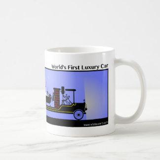 Funny First Luxury Car Stickman Mug - 128