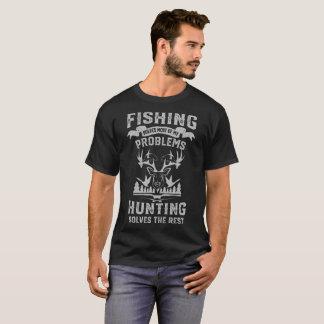 Funny Fishing and Hunting T-Shirt - Fishing Shirts