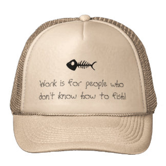 Funny Fishing Hat