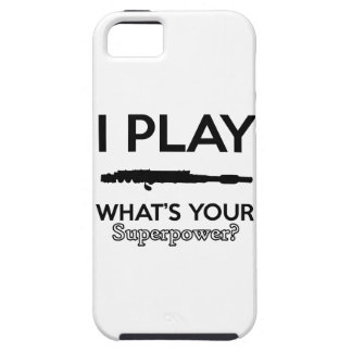 funny flutes design case for the iPhone 5
