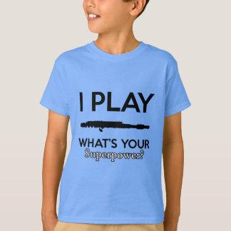 funny flutes design T-Shirt