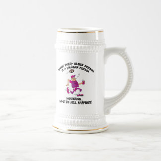 Funny Football Dad Father's Day Coffee Mugs