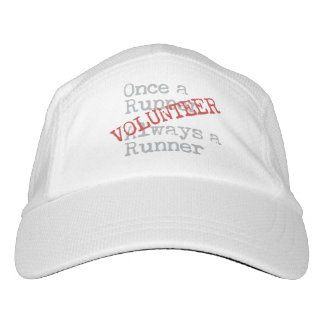 Funny Former Runner Volunteer Headsweats Hat