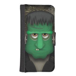 Funny Frankenstein Halloween Costume Phone Wallet