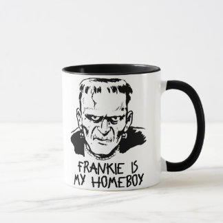 Funny Frankenstein Halloween Mug/Cup Mug