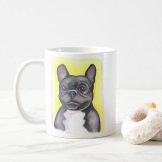 Funny French Bulldog mug
