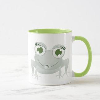 Funny Frog Mug
