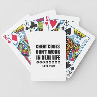 Funny Gamer designs Poker Deck