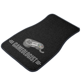 Funny Gaming Car Carpet