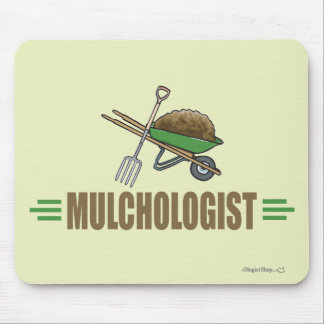 Funny Garden Landscaping Mousepad