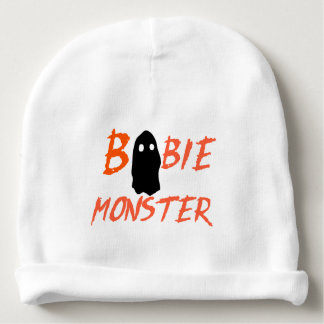 Funny Ghost Boo Bie Monster Infant Beanie Baby Beanie