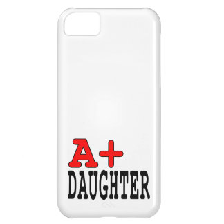 Funny Gifts for Daughters : A+ Daughter iPhone 5C Covers