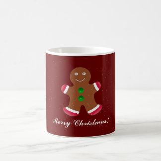 Funny Gingerbread Men, Mug