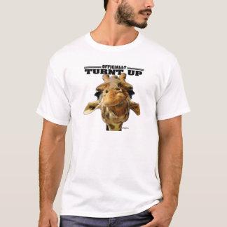 FUNNY GIRAFFE TSHIRT | I LOVE GIRAFFES