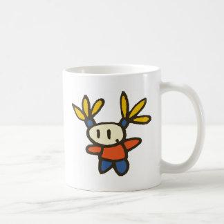 Funny Girl Classic White Coffee Mug