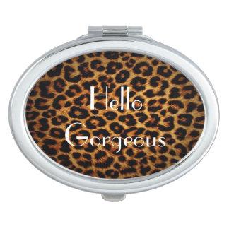 """Funny Girl """"Hello Gorgeous"""" Mirror Makeup Mirrors"""