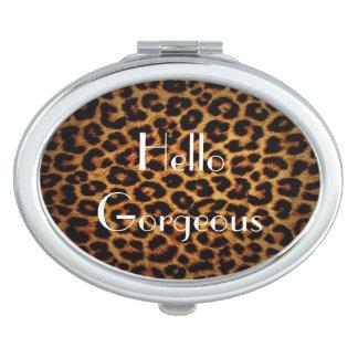 "Funny Girl ""Hello Gorgeous"" Mirror Mirror For Makeup"