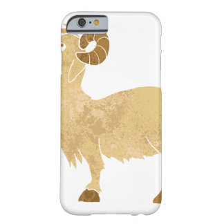 funny Goat cartoon. Barely There iPhone 6 Case