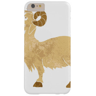 funny Goat cartoon. Barely There iPhone 6 Plus Case