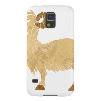 funny Goat cartoon. Galaxy S5 Cases