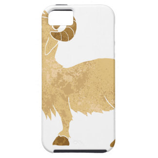 funny Goat cartoon. iPhone 5 Cover